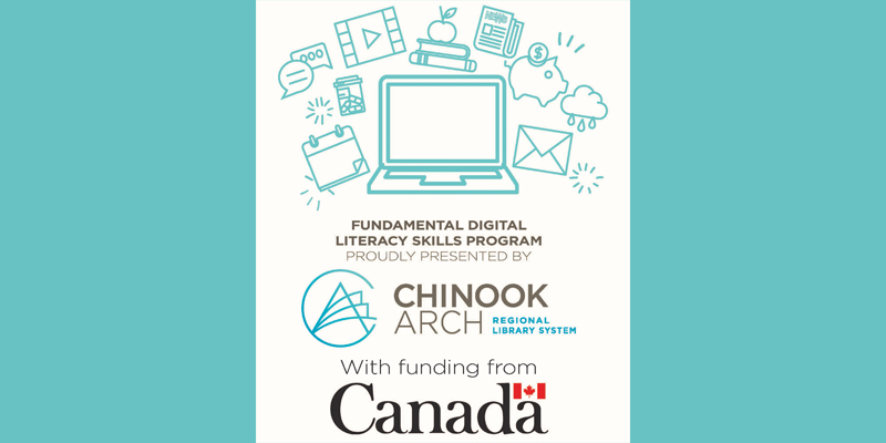 Digital Literacy Program graphic